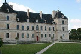 Ancy-le-Franc castle