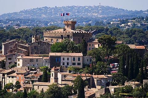 Photo of Cagnes-sur-Mer in Alpes-Maritimes