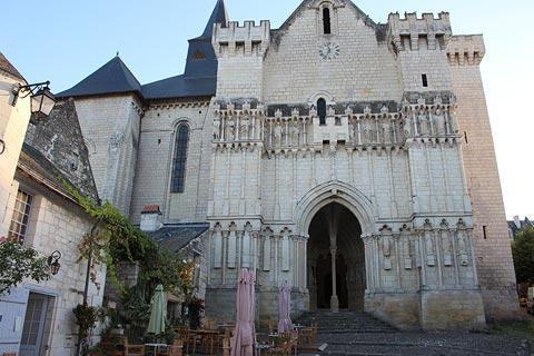 Photo of Candes-Saint-Martin in Indre-et-Loire