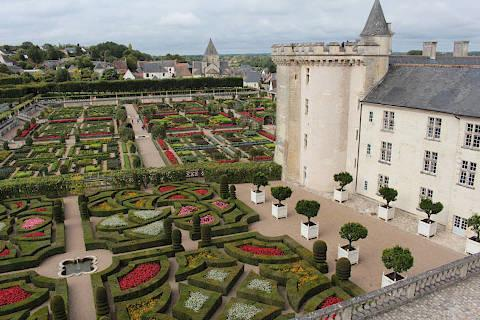 Photo of Loire Valley in France