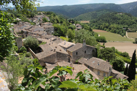 Photo of Luberon in France