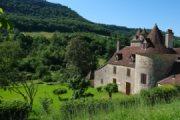 Autoire village