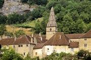 Baume-les-Messieurs village