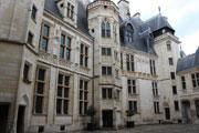 Bourges Palais Jacques-Coeur
