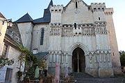 Candes-Saint-Martin village