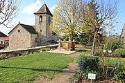 Capdenac village