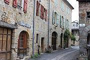 Cardaillac village