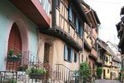 Eguisheim village