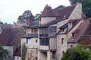 Gargilesse-Dampierre village