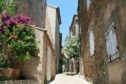 Gassin village