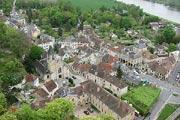La Roche-Guyon village