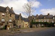 Locronan village