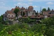 Loubressac village