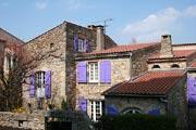 Montpeyroux village