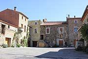 Mosset village