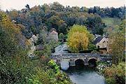 Saint-Ceneri-le-Gerei village