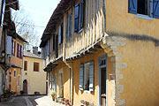 Sarrant village