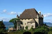 Yvoire village