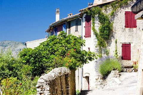 Photo of Aiguines (Provence region)