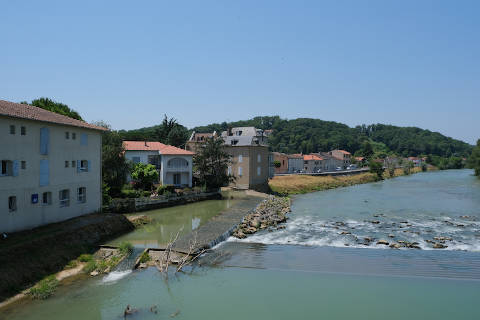 Photo of Serres-Gaston in Landes