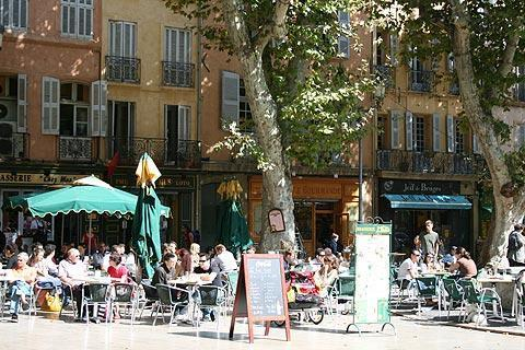Photo of Aix-en-Provence in Bouches-du-Rhone