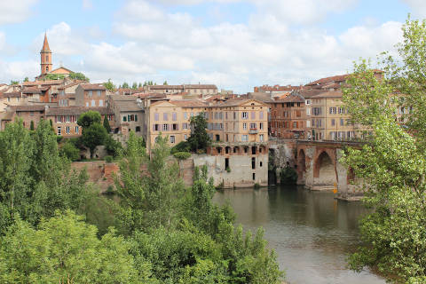 Photo of Albi in Tarn
