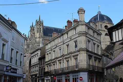 Photo of Saint-Germain-du-Corbéis in Orne