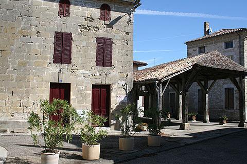 Photo of Allemans-du-Dropt in Lot-et-Garonne
