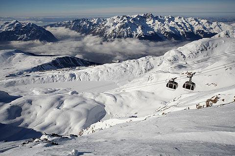 Photo of Alpe-d'Huez in Isere