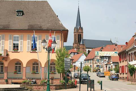 Photo of Alsace in France