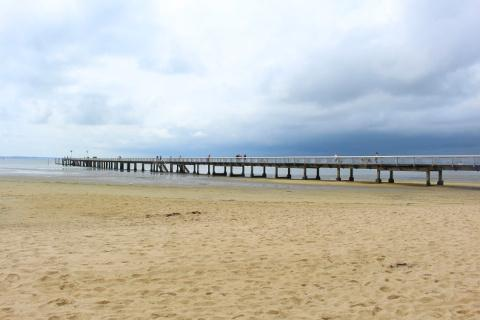 Photo of Andernos-les-Bains in Bassin d'Arcachon (Aquitaine region)