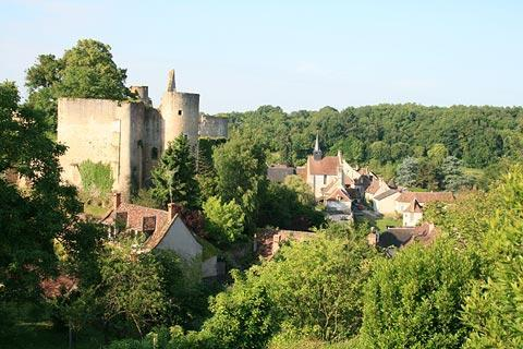 Photo of Merigny in Indre