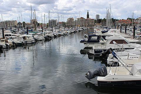 Photo de Arcachon Ville d'Automne en Bassin d'Arcachon (Aquitaine region)