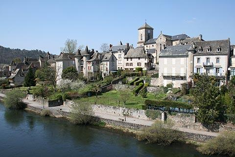Photo of Saint-Hilaire-Taurieux in Correze