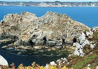 Crozon peninsula