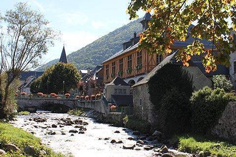 Photo of Arreau in Hautes-Pyrenees