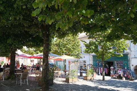 Photo of Montignac-le-Coq in Charente