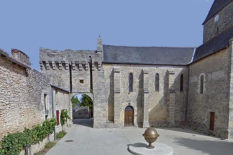 Photo of Saint-Georges-sur-Layon in Maine-et-Loire