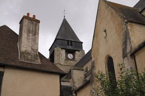 Photo of Aubigny-sur-Nere in Cher