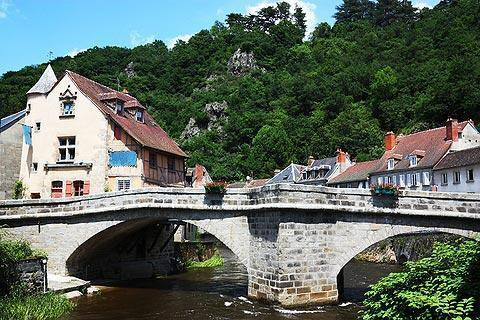 Photo of La Chapelle-Saint-Martial in Creuse