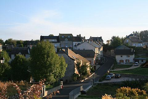 Photo of Aumont Aubrac in Lozere