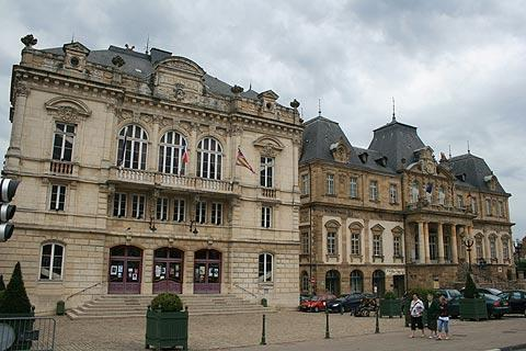 Photo of Autun in Saone-et-Loire