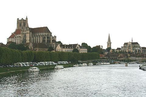 Photo of Auxerre in Yonne