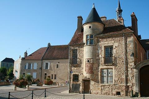 Photo of Avallon (Burgundy region)