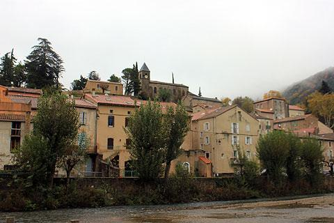 Photo of Graissessac in Herault