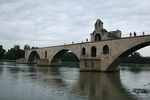 Photo de Pont Saint-Benezet (Provence region)