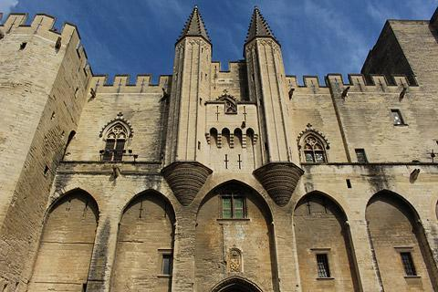 Photo de Papal Palace, Avignon (Provence region)