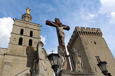 Photo of Avignon in Vaucluse