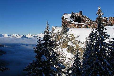 Photo of Avoriaz in Haute-Savoie