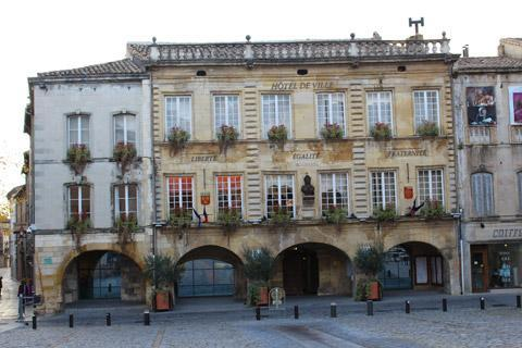 Chusclan France Gard LanguedocRoussillon tourism attractions